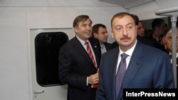 Когда выступает нефть, хочется говорить тише. Президент Азербайджана с грузинским коллегой