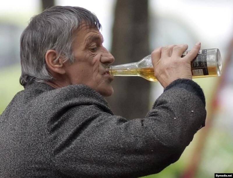 Обьяснения алкоголизма