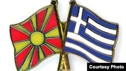Flamur i iMaqedonisë dhe ai i Greqisë