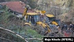 Klizište u Tuzli, 5.12.2010.