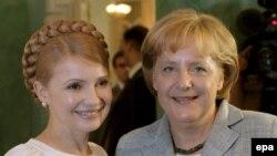 Тимошенко, в отличие от Ющенко, с Меркель удалось поладить, утверждает эксперт