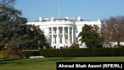 Здание администрации президента США.