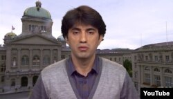 Emin Hüseynov CNN-in efirində