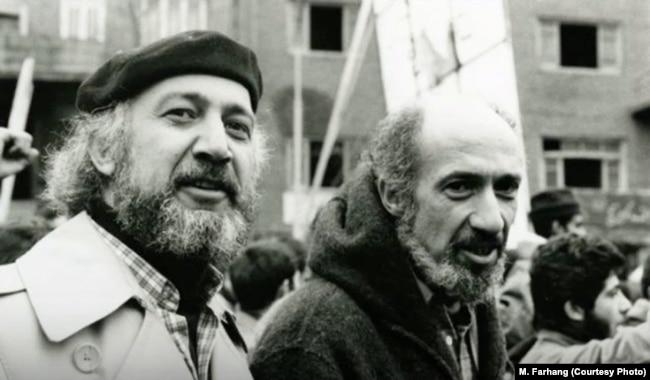 منصور فرهنگ (چپ) نخستین سفیر جمهوری اسلامی در سازمان ملل، از چهرههایی است که هدف عملیات برونمرزی جمهوری اسلامی بوده است.
