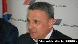 Grad je pogrešna adresa: Milun Todorović