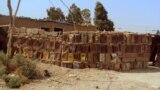 مسكن عشوائي في احدى ضواحي بغداد