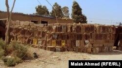 عشوائيات في اطراف بغداد (من الارشيف)