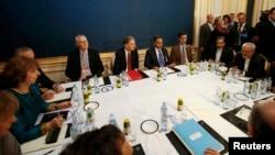 Pamje nga bisedimet për programin atomik iranian në Vjenë