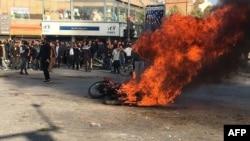 Мітинги в Ірані почалися 15 листопада відразу в декількох містах