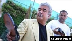 Предприниматель Салим Абдувалиев, известный среди узбекистанцев, как «Салимбай».