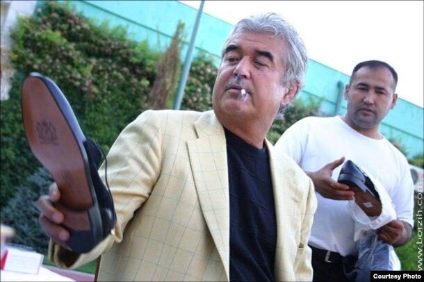 Abdullaev is known through Uzbekistan as a powerful figure.