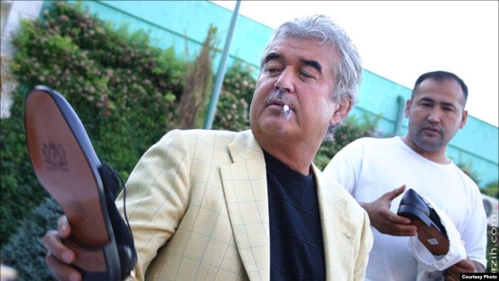 Salim Abduvaliev, özbək kriminal avtoriteti.