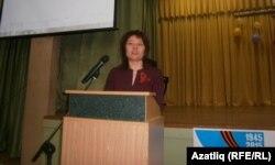 Фирдүсә Әюпова