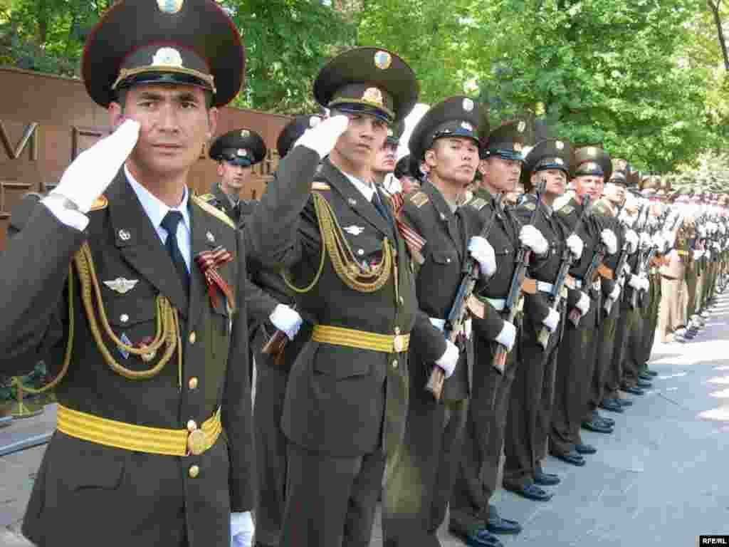 День Победы в Алматы #5