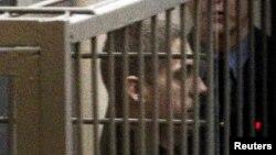Дмитрий Коновалов во время оглашения приговора