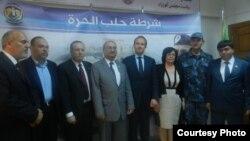 من وزراء حكومة المعارضة السورية