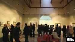 نمایشگاه ارامنه در تهران. (عکس: ایرنا)