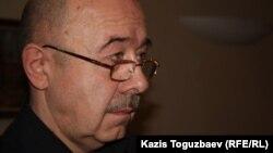 Александр Князев, ресейлік саясаттанушы. Алматы, 25 ақпан 2014 жыл