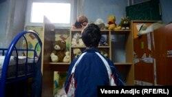 Shelter for children