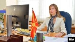 Гувернерката на Народна банка Анита Ангеловска - Бежовска.