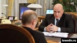 Архивска фотографија- новиот руски премиер Михаил Мишустин