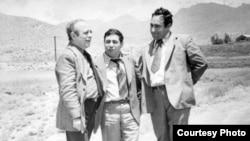 İmran Qasımov, Əkrəm Əylisli və Fəttah Heydərov