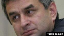 Председатель «Форума народного единства Абхазии», депутат Рауль Хаджимба