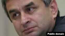 Лидер партии «Форум народного единства Абхазии» Рауль Хаджимба