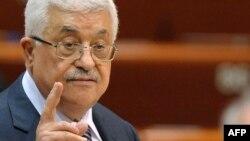 Lideri palestinez, Mahmud Abas
