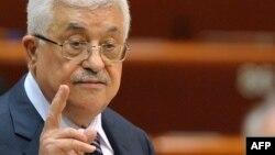 Махмуд Аббас, архівне фото