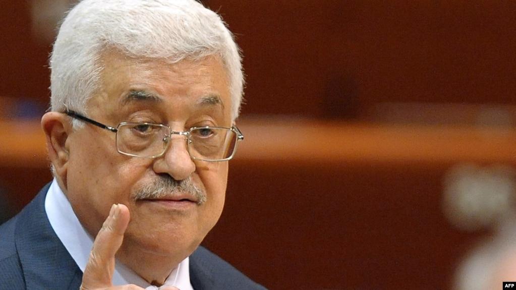 محمود عباس گفته: ما طرح «معامله قرن»را رد میکنیم