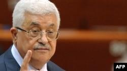 Палестина басшысы Махмуд Аббас.