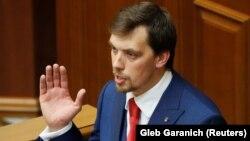 Олексій Гончарук 29 серпня очолив новий Кабінет міністрів України