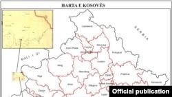 Kosovo-Crna Gora- granica