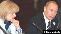 """""""Политическая цель определена ясно и недвусмысленно. Несколько раз президент Путин сравнил зарубежных доноров с кукловодами и сказал, что вольно и невольно российские организации становятся инструментом в руках враждебных интересов"""""""