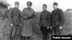 Полицаи города Смоленска, 1941