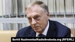 Украинаның бұрынғы әділет министрі Александр Лавринович. Киев, 14 қыркүйек 2017 жыл.