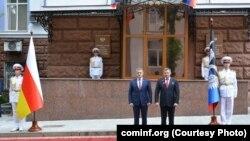 В ближайшем будущем в Цхинвале и Донецке будут открыты посольства ДНР и Южной Осетии