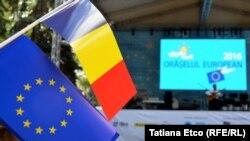 Ziua Europei la Chișinău și Orășelul European