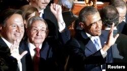 رئیسان جمهوری دو کشور روز ۲۲ فروردین درنشست قاره آمریکا در پاناما، با یکدیگر دیدار کردند