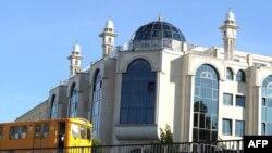 Мечеть в центре Берлина. Иллюстративное фото.