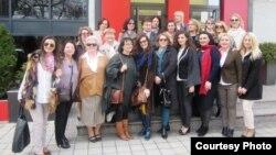 Članice Foruma žena Srbije i Kosova u Valjevu