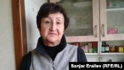 Лилиана Ким, модари Ҷаннат Ҳамзаева