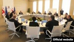 Վրաստանի կառավարության նիստը, 25-ը մայիսի, 2017թ․