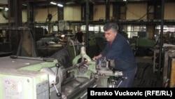 """Pogon fabrike """"Zastava oružje"""" u Kragujevcu"""