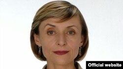Корина Фусу, заместитель председателя Либеральной партии Молдавии