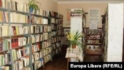 Biblioteca sătească de la Horești