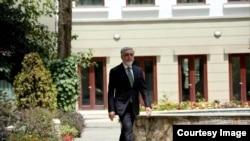عبدالله عبدالله، رئیس اجرائیه حکومت وحدت ملی افغانستان