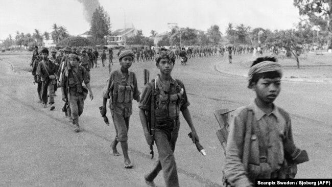 Crveni Kmeri ubili dva miliona ili četvrtinu stanovnika Kambodže