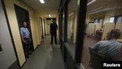 Pritvorska jedinica u Ševeningenu, Holandija